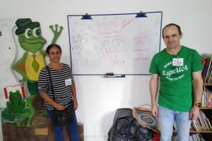 The Manager at Volunteer in Colombia